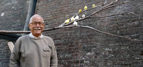 Jac wil meer vogels in zijn volière in het park: 'Maar géén parkieten'