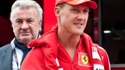 """Man die jarenlang manager was van Schumacher: """"Heb hoop opgegeven"""""""