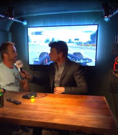 Luxe bouwkeet van Michael uit Hengelo te gast bij talkshow Beau: 'Neem een biertje!'
