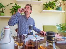 Wieger Favier dook in de wereld van whisky