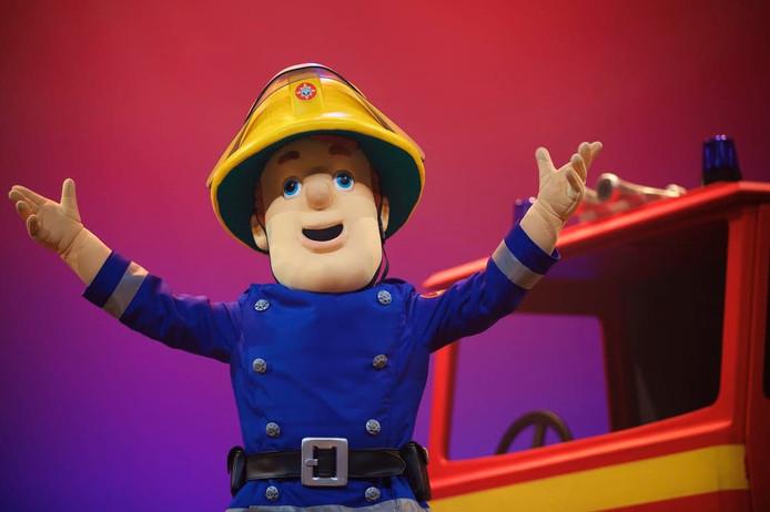 Brandweerman Sam, bekend van RTL Telekids, komt naar Zwolle met een voorstelling over het circus.