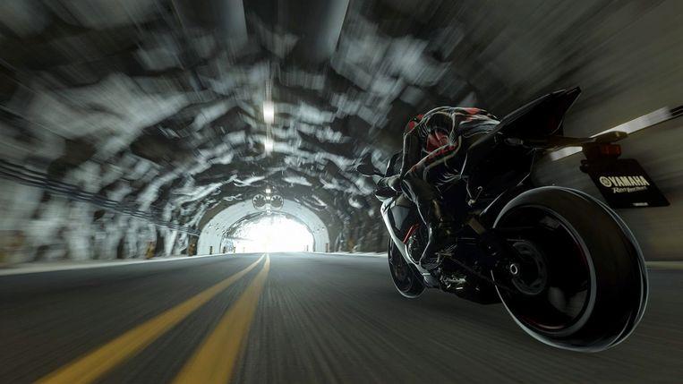 Licht aan het einde van de tunnel. Beeld Evolution Studios