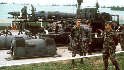 Vandaag loopt nucleair verdrag dat einde maakte aan Koude Oorlog officieel af, VS ontwikkelen nieuwe raketten