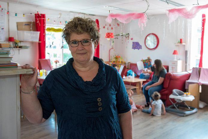 Annette Schiphorst van Kabouters Kinderopvang.