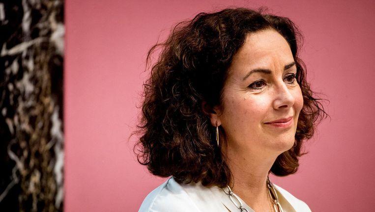 Burgemeester Femke Halsema Beeld ANP