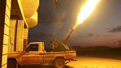 Ruim 100 doden bij gevechten in Syrische provincie Idlib