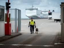 Koninklijke Marechaussee treft verstekelingen aan in haven Hoek van Holland