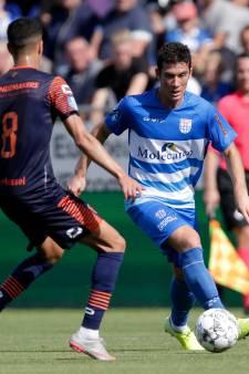 RKC geeft het tegen PEC Zwolle in slotfase volledig uit handen