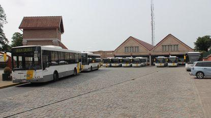 Chauffeur aangevallen: bussen rijden niet uit