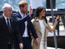 Beveiliging Harry en Meghan kost 8000 euro per dag