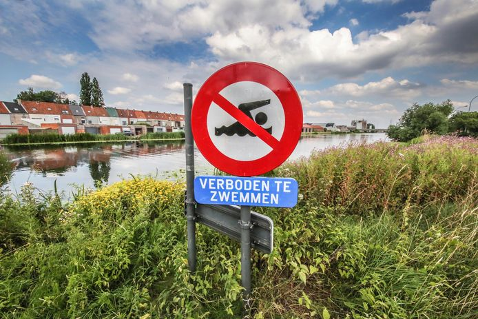 Nog te veel mensen gaan zwemmen waar het niet toegelaten is.