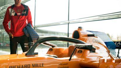 F1-constructeur McLaren wordt voor de helft eigenaar van Team Bahrain
