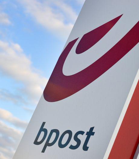Un problème de sécurité sur le site de Bpost