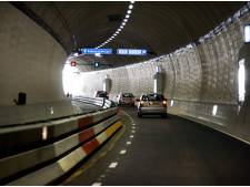 Hubertustunnel is twee nachten dicht