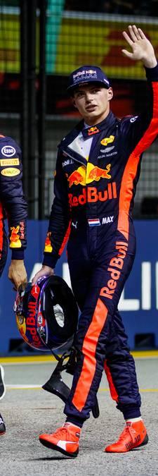 Ricciardo noemt Verstappen de sterkste teamgenoot die hij heeft gehad