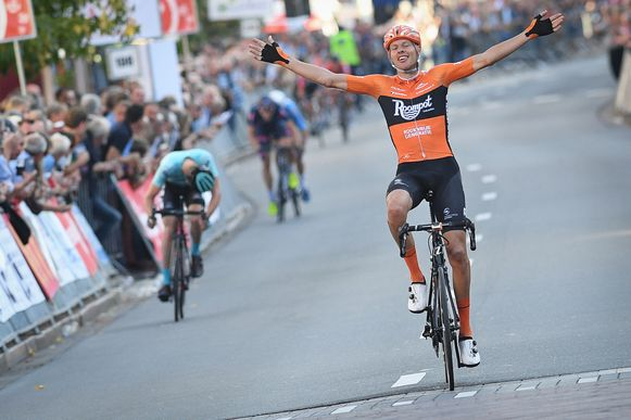 Vorig jaar won Taco van der Hoorn.