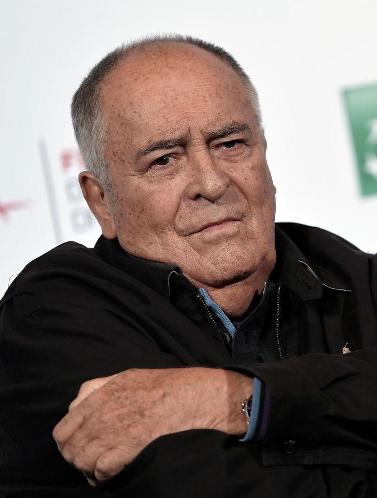 Bernardo Bertolucci werd 77 jaar Beeld ANP