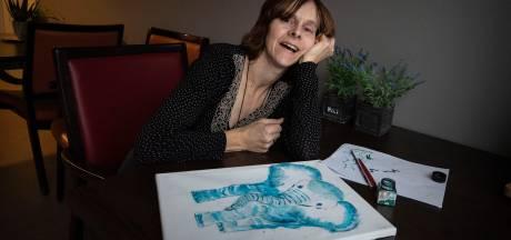 Nancy (44) uit Hooge Mierde is strijdbaar en vecht tegen Huntington