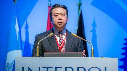 """""""Opgestapte voorzitter van Interpol heeft steekpenningen aangenomen"""""""