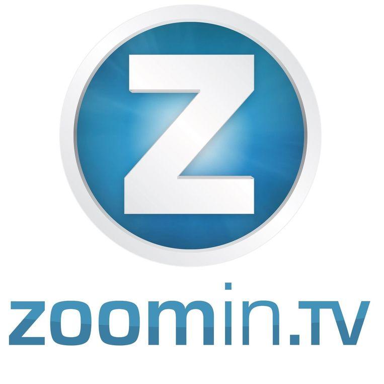 Het logo van Zoomin.tv Beeld Zoomin