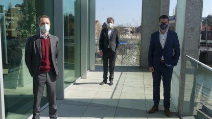 """Deinse textielproducent maakt mondmaskers voor zorgverleners: """"Alle medewerkers dragen hun steentje bij"""""""