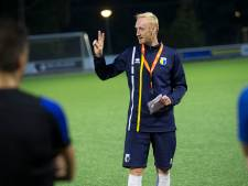 Stéven Verheijen verlaat DZC'68 en wordt trainer bij Quick'20