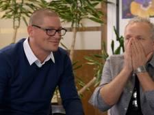 Gordon krijgt vlinder en barst in huilen uit