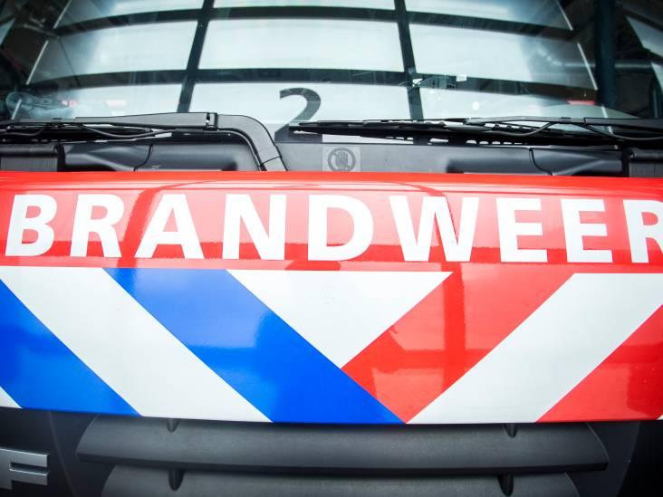 Grote brand in flat in Eindhoven: veel schade aan twee appartementen