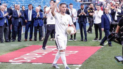 Hazard debuteert op nationale feestdag, maar u zal er uw slaap voor moeten laten