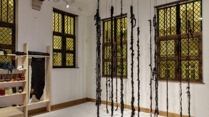 Museum Hof van Busleyden opent nieuwe ruimte 'Back to Black'