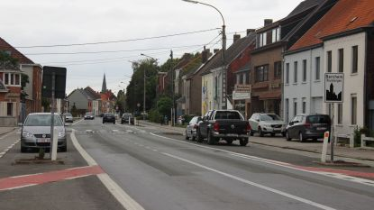 Onderhoudswerken aan N36 in Kluisbergen