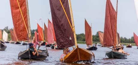 Giethoorn24 is estafette voor 'gekkies' met groot punterhart