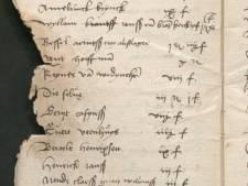 Dankbaar monnikenwerk: vader en zoon Hagoort brachten de ontstaansgeschiedenis van polder Arkemheen in kaart