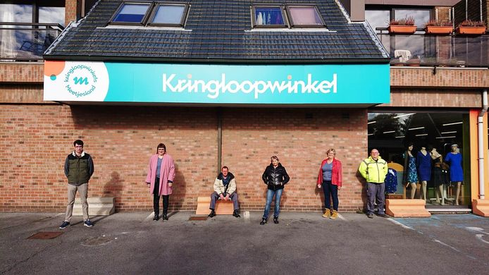 De Kringwinkel heet voortaan weer de Kringloopwinkel.
