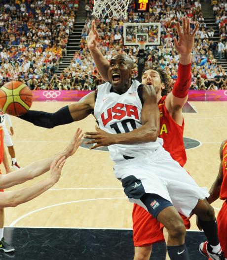 IOC-voorzitter: Bryant was een ware olympiër