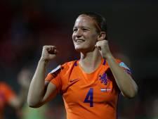 Mandy van den Berg kiest voor PSV: 'Ik doe alles op gevoel en was direct enthousiast'