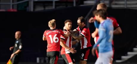 Southampton verrast Manchester City dankzij wereldgoal Adams