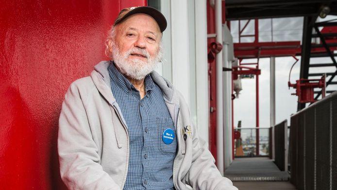 Jeff Furman, een van de grondleggers van het ijsjesmerk Ben & Jerry's.