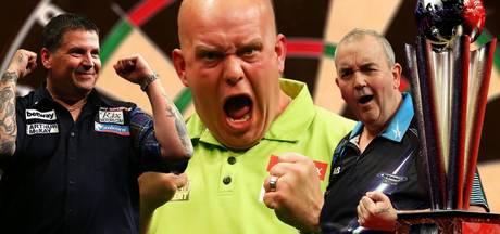 LIVE: MvG tegen Chisnall, hard verlies Lewis