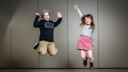 Muziekacademie zendt haar talenten uit: Oscar en Lola op podium bij Studio 100-musical Daens