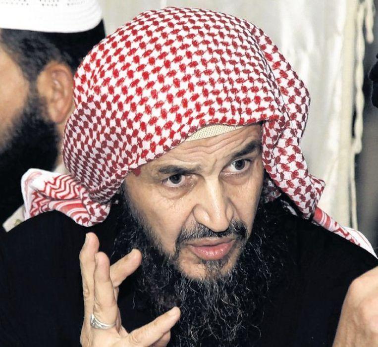 Al-Maqdisi heeft nog weinig goede woorden over voor IS. Hij noemt die bloeddorstig, oppervlakkig en zondig. Beeld reuters