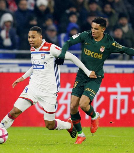 Tete helpt Olympique Lyon met twee assists aan zege op Monaco