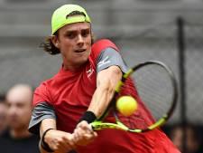 Arthur De Greef rejoint le deuxième tour des qualifications pour Roland-Garros