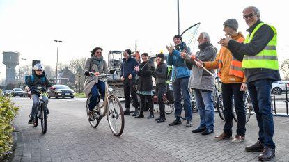 Ondanks knelpunten toch op de fiets: Fietsersbond applaudisseert