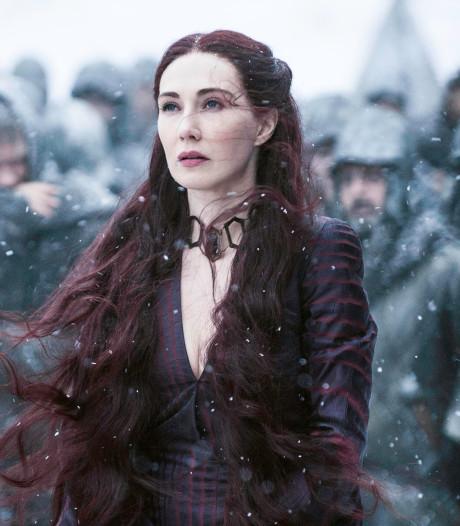 Carice van Houten met Game of Thrones-gastrol in race voor Emmy