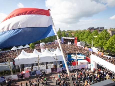 Wageningen verwacht absolute recorddrukte bij viering 75 jaar bevrijding op 5 mei 2020