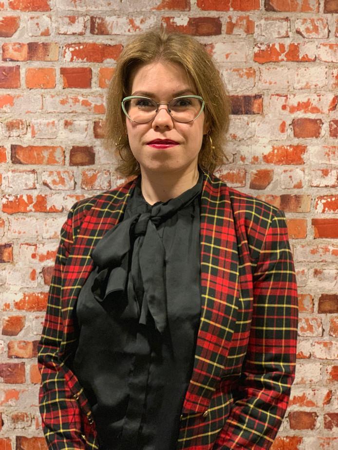 Tina Visscher