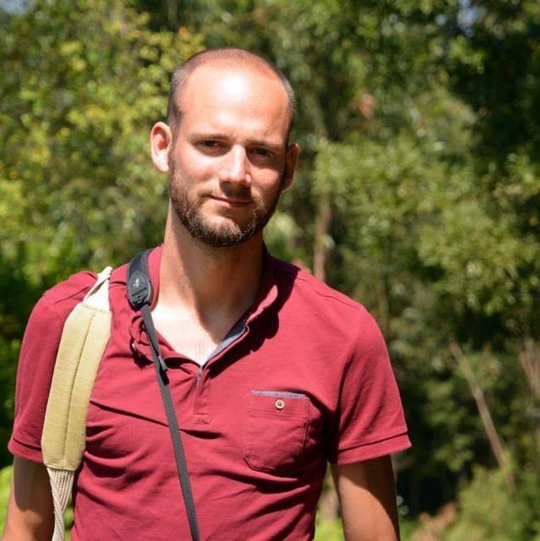 Thijs Haustraete is milieuambtenaar in Zottegem én kandidaat op de lijst van Groen