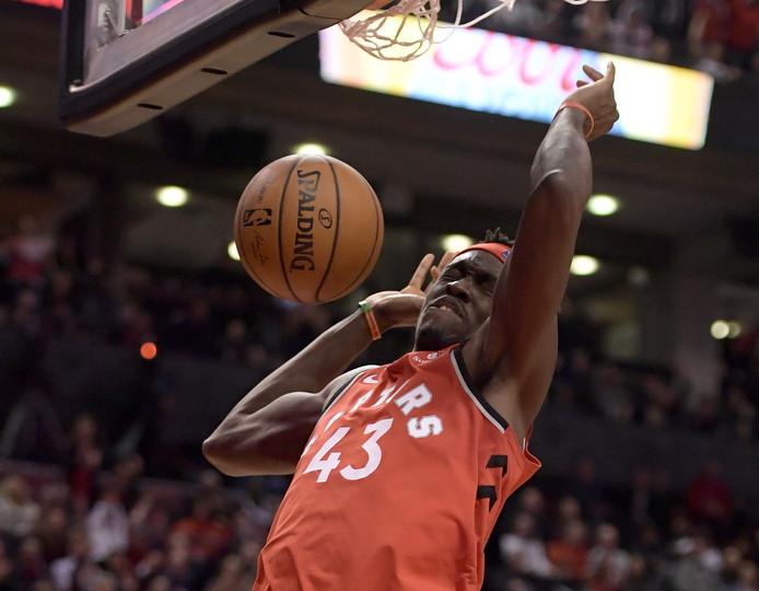 Pascal Siakam des Toronto Raptors