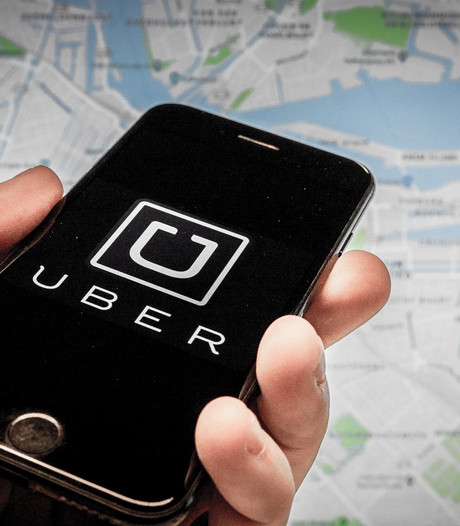 Nieuw chauffeursprotest tegen bemiddelingskosten Uber